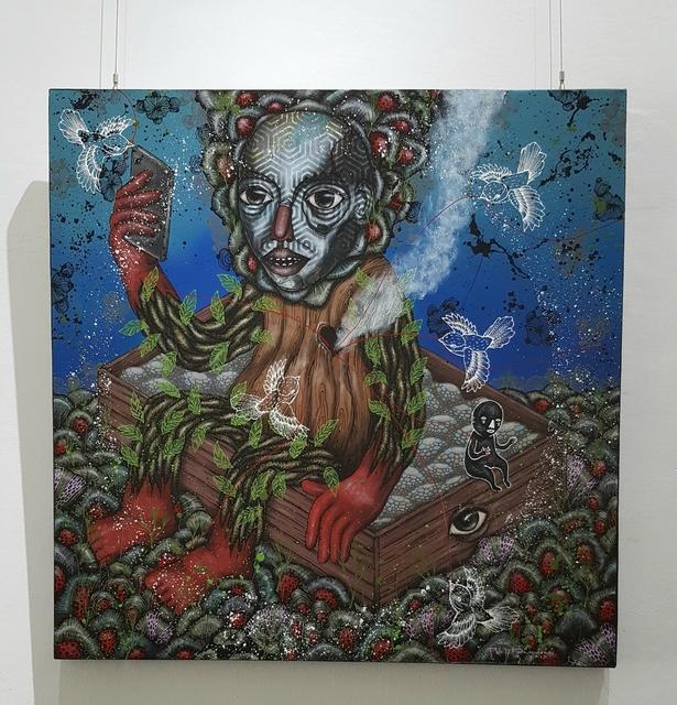 , 'Artificial,' 2017, Di Legno Gallery