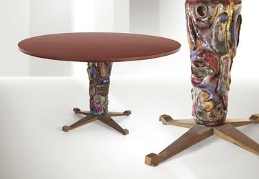 a table, Bologna