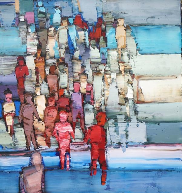 Christopher Langstroth, 'Low Tide II', 2018, Kurbatoff Gallery