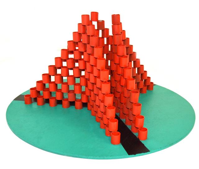 , 'Pirámide de Mixcoac (variante),' ca. 1969, Galería La Caja Negra
