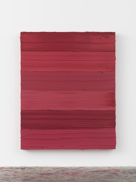 , 'Untitled (Ruby Lake / Ideal Rose),' 2018, Mimmo Scognamiglio / Placido