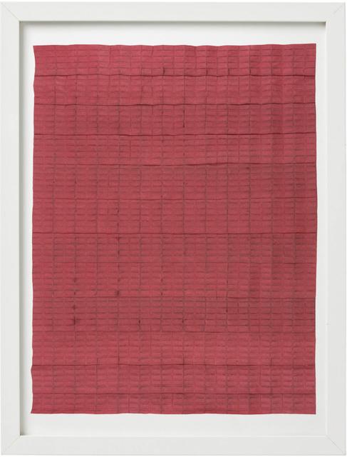 Adan Vallecillo, 'Scale IV', 2018, 80M2 Livia Benavides