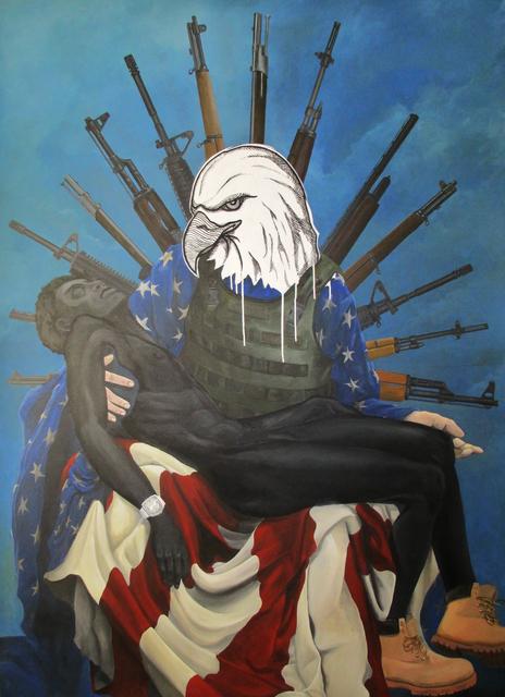 , 'Pieta,' 2014, Boyd Satellite Gallery