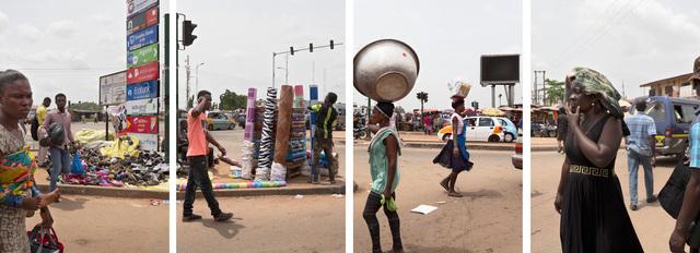, 'Old Road, Madina, Accra,' 2017, Stevenson