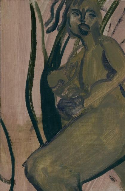 , 'Eau Tendre,' 2016, The Nunnery