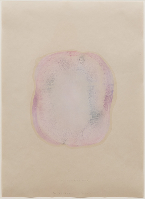, 'untitled,' 1965, Beck & Eggeling