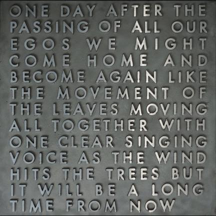 Robert Montgomery, 'One Day', 2014, Mannerheim Gallery