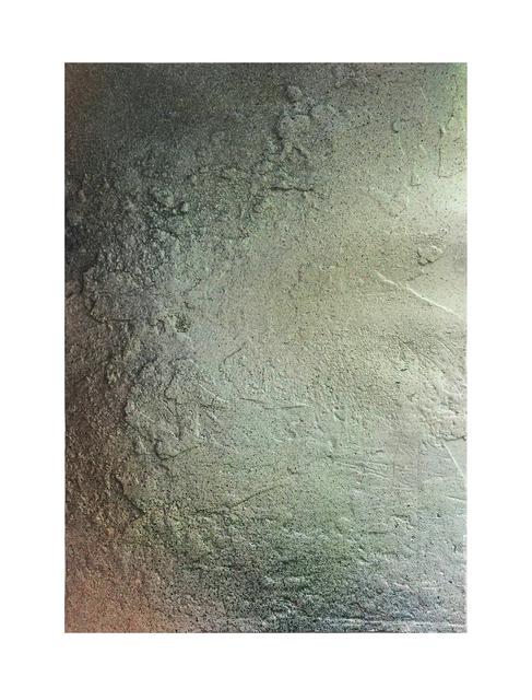 , 'Untitled (Burnt 8),' 2016, SCHUEBBE INC.