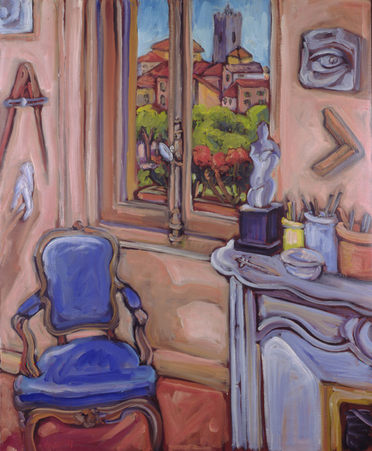 , 'View From Jim's House,' , Pucker Gallery