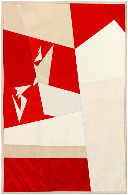 , 'Seeing Red Series 2,' 2019, Kathryn Markel Fine Arts