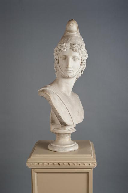 , 'Head of Paris,' 19th Century, Brun Fine Art