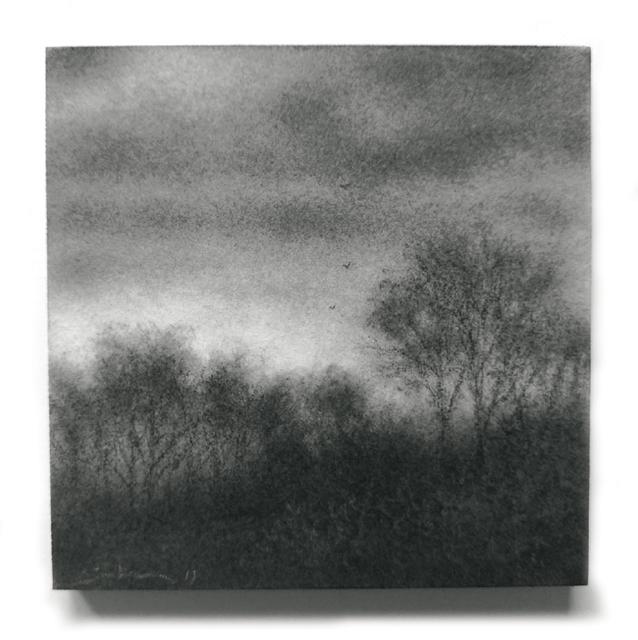 , 'Edgeland XLI,' 2017, bo.lee gallery