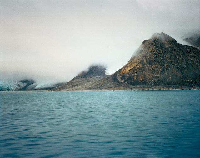 ", 'Lilliehöökfjorden 2, 79°14'30.8""N 11°41'32.2""E, Krossfjorden, Nordvest-Spitsbergen National Park, Svalbard, Norway, Summer, 18 August, 2016,' 2016, Benrubi Gallery"