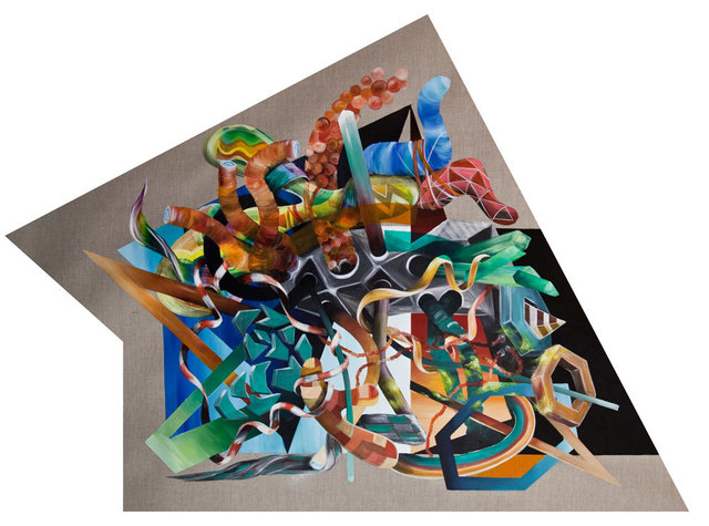 , 'After Denudation 8,' 2016, Ayyam Gallery