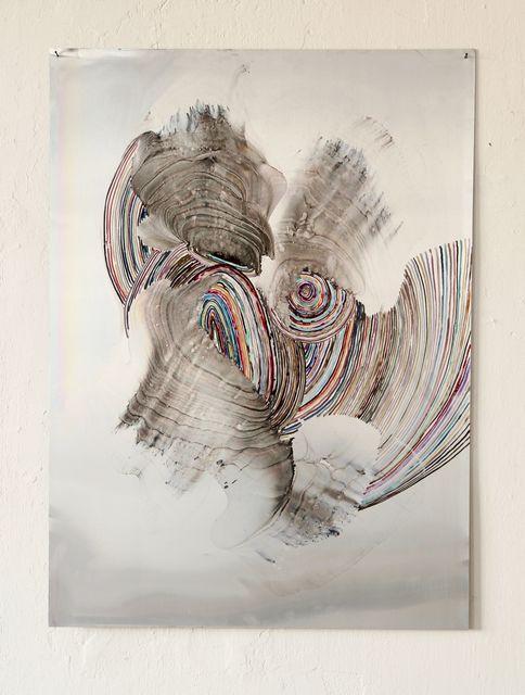 , 'katapata,' 2018, Bernhard Knaus Fine Art