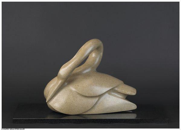 Les Perhacs, 'Long Neck Shorebird', 2011, Gerald Peters Gallery