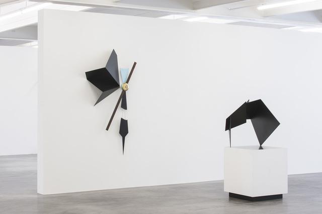 , 'Clock Kink // Einfalt und Ort,' 2011-2013, Kunstverein Reutlingen