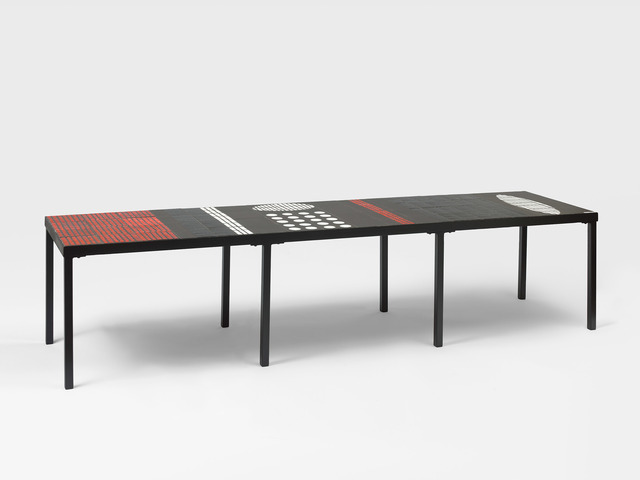 , 'Coffee table with eight feet,' 1955, Thomas Fritsch-ARTRIUM
