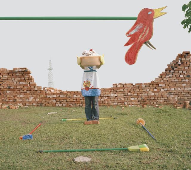 Stuart Hawkins, 'Laundry Room', 2010, Feuer/Mesler