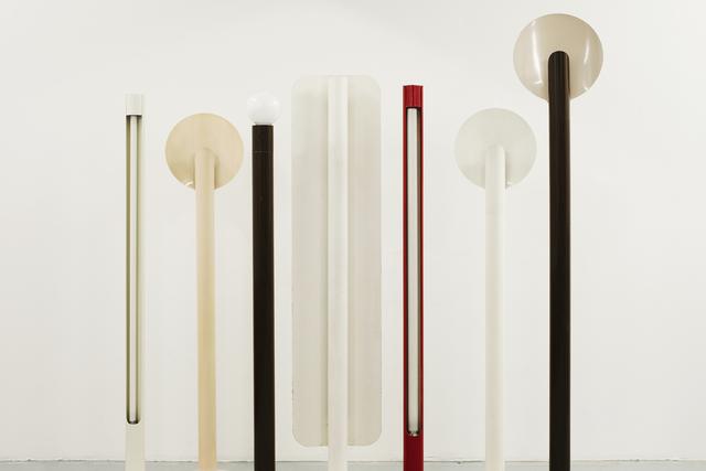 , 'Standard lamps,' various, Jousse Entreprise