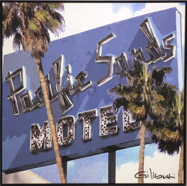 , 'Pacific Sands Motel,' 2017, Artspace Warehouse