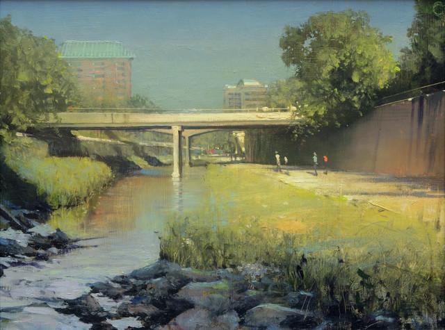 , 'Cherry Creek near Downing Street,' 2017, Gallery 1261