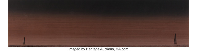Ed Ruscha, 'Well, Well', 1979, Heritage Auctions