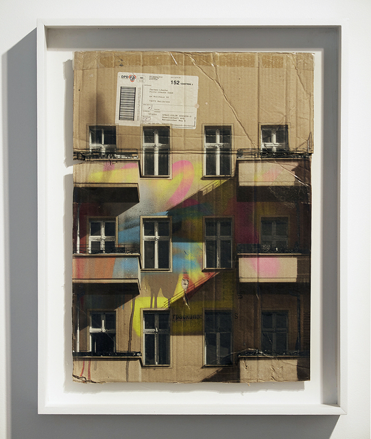 , 'Blast from the Past,' 2015, Jonathan LeVine Projects