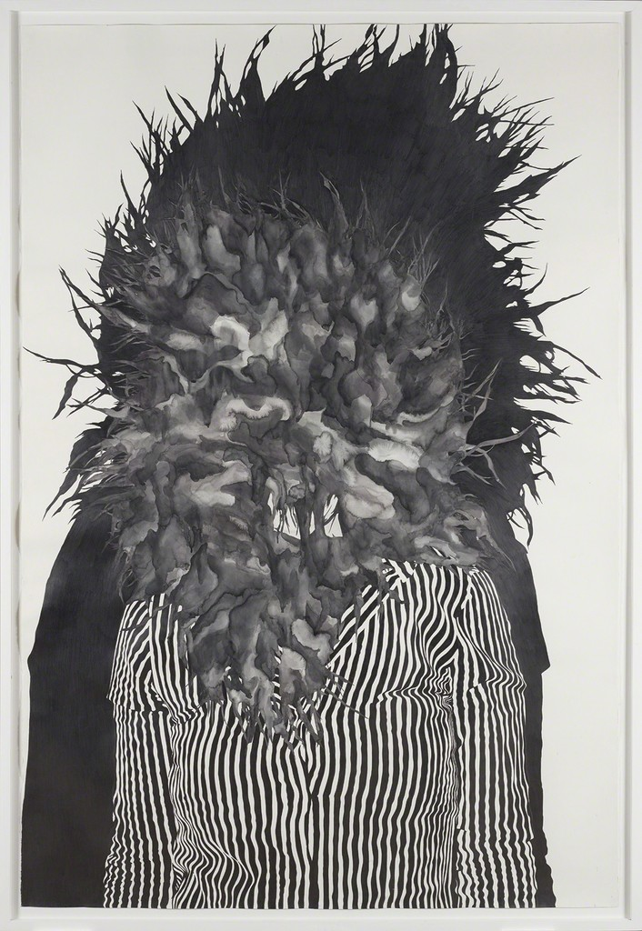 Adriana Czernin, Selfportrait (Investigation of the Inside), 2009, © Belvedere, Vienna