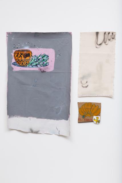, 'Prata e chumbo,' 2015, Mendes Wood DM