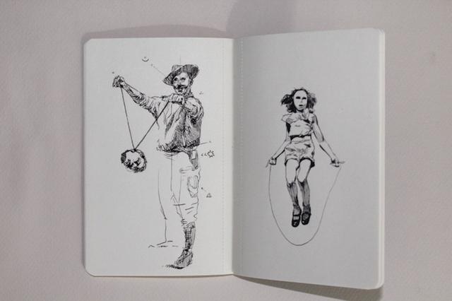 , 'Notebook No.IV,' 2016, Selma Feriani Gallery