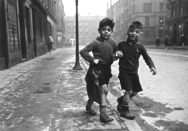 , 'The Gorbals Boys, Glasgow,' 1948, The Photographers' Gallery