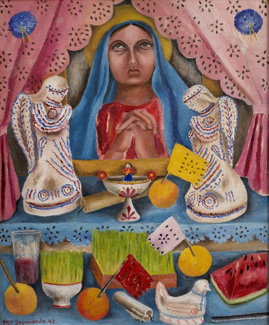, 'Our Lady of Sorrows,' 1943, Philadelphia Museum of Art