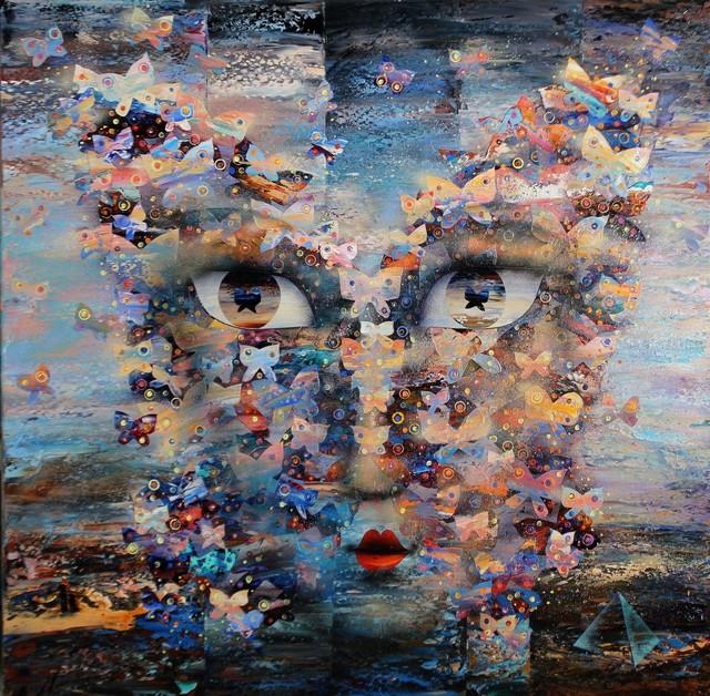 , 'Genesis,' 2018, Galerie Montmartre