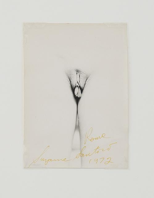 , 'Sacre Miniature [Sacred Miniatures],' 1972, Richard Saltoun