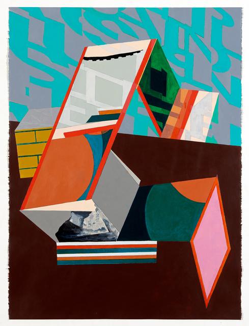 , 'Pink Diamond,' 2016, Frederieke Taylor Gallery