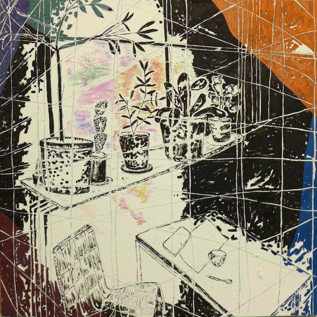 , 'Window,' 2018, Charlotte Fogh Gallery