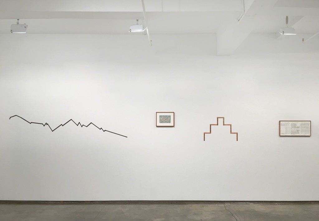 Hamish Fulton and Hanne Darboven