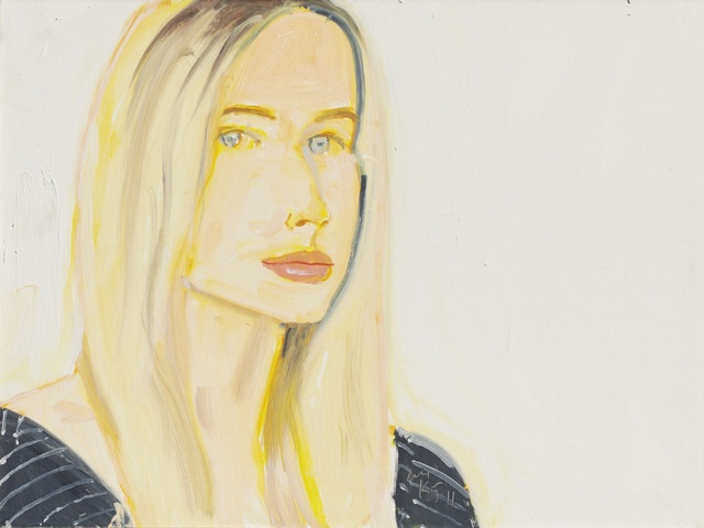 Alex Katz, 'Chris', 2011, Omer Tiroche Gallery