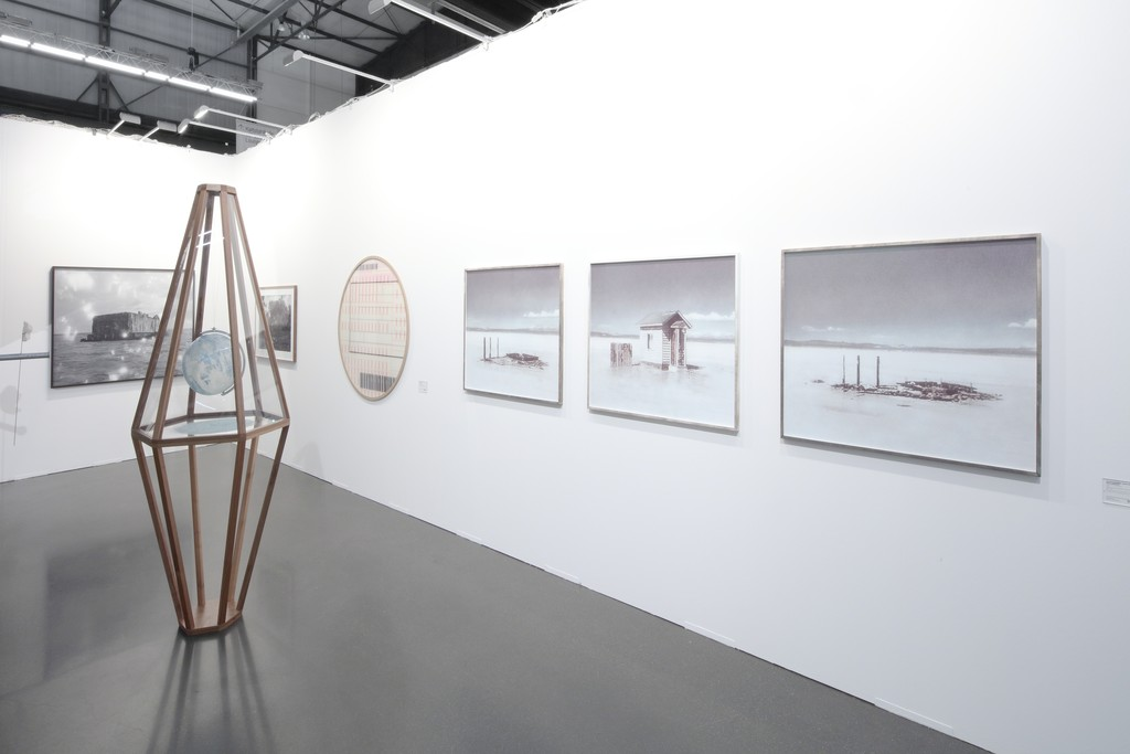 D&S Booth Images Art Düsseldorf 2017