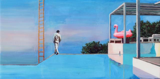 , 'Living on the edge,' 2016, Victor Lope Arte Contemporaneo