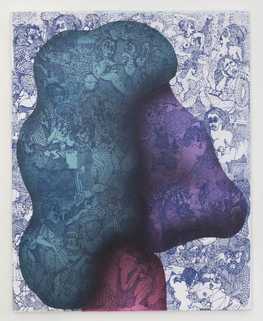 José Lerma, 'Huelestaca at the Ryerson', 2019, Joshua Liner Gallery