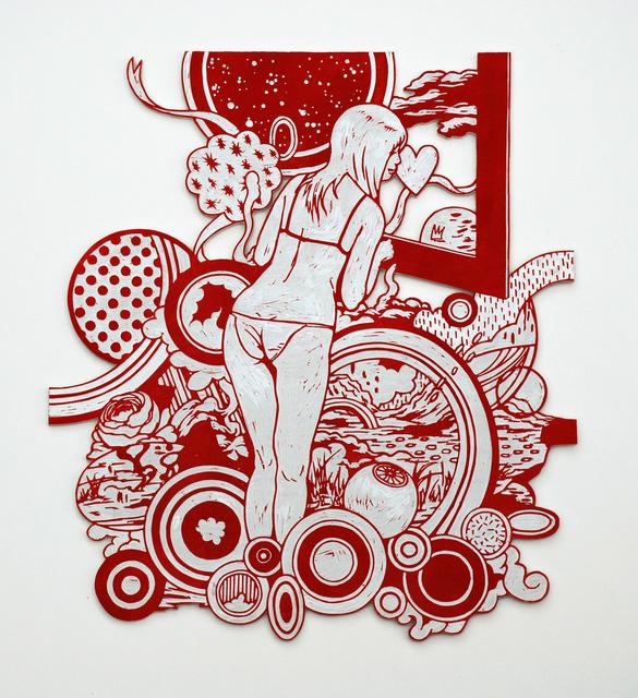 , 'No Title (Girl 6),' 2011, Micheko Galerie