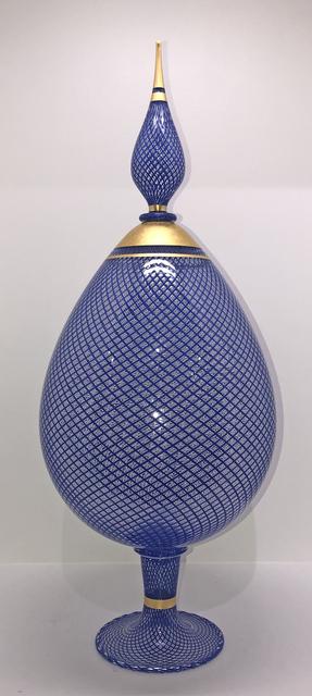 Jason Christian, 'Blue Egg', 2018, Bender Gallery