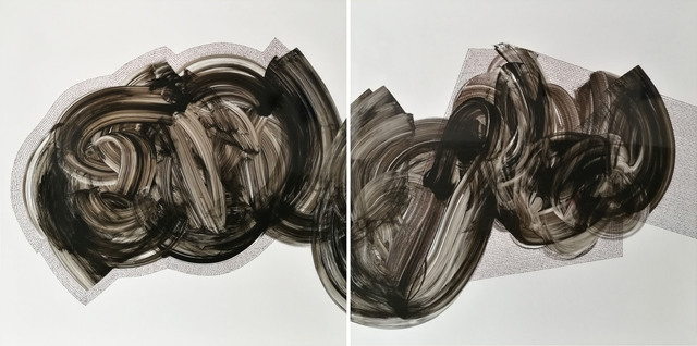 Hamza Bounoua, 'Untitled', 2018, Albareh Art Gallery