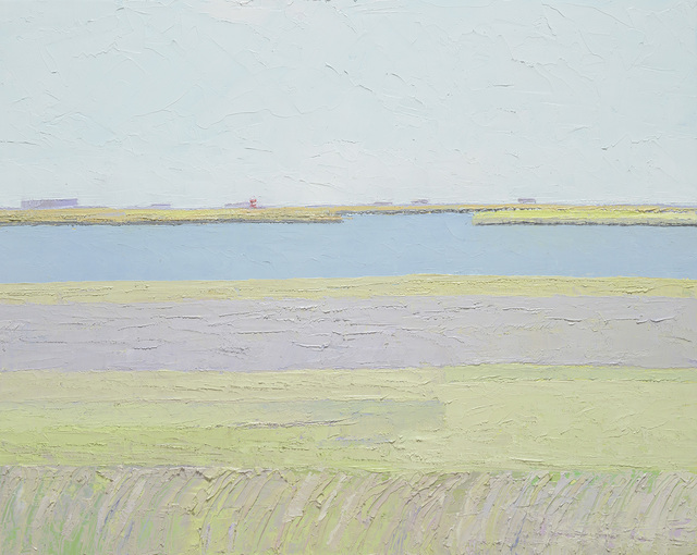 , 'Orfordness Lighthouse ,' , Jonathan Cooper