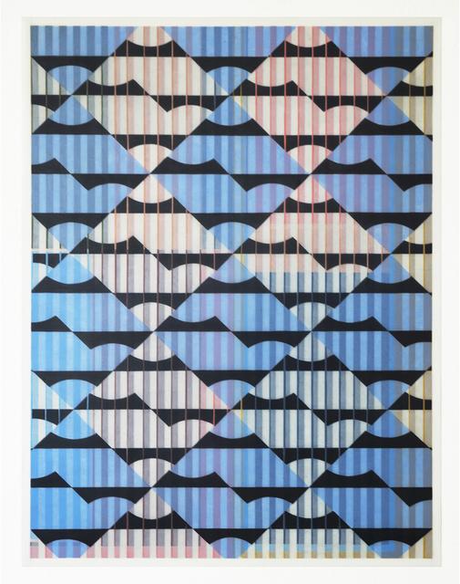 , 'Grands Ensembles #3巴黎大民宅#3,' 2018, ART LABOR Gallery