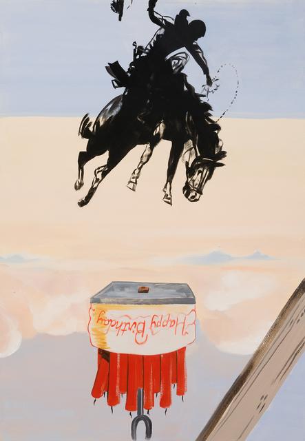 , 'Cowboy Bang,' 2013, Meliksetian | Briggs