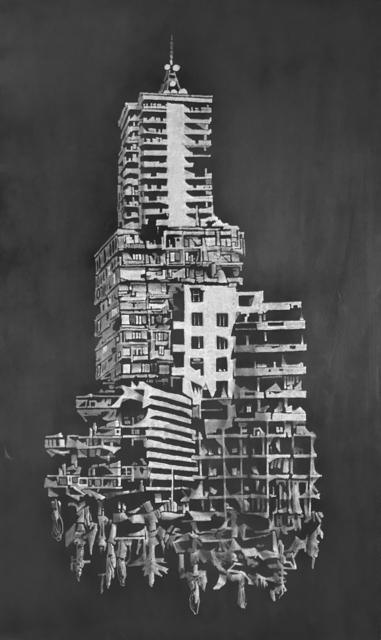 , 'Highrise,' 2017, Winston Wächter Fine Art