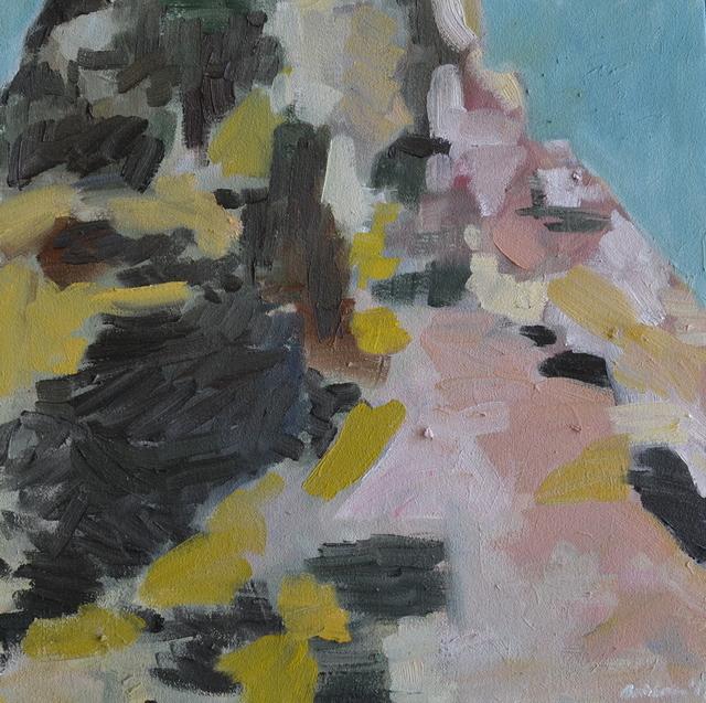 , 'Mountain Scape II,' 2018, Dyman Gallery